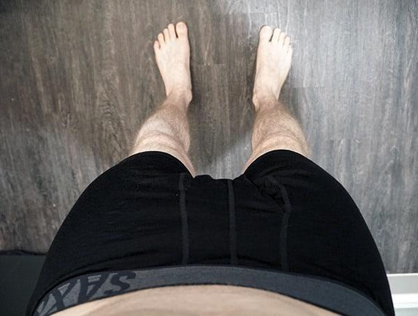 Saxx Blacksheep Most Comfortable Underwear For Men Merino Wool Boxer Briefs