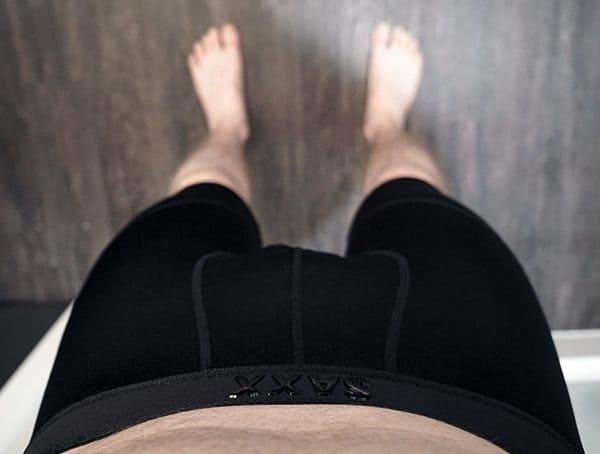 Saxx Kinetic Long Leg Most Comfortable Mens Athletic Underwear