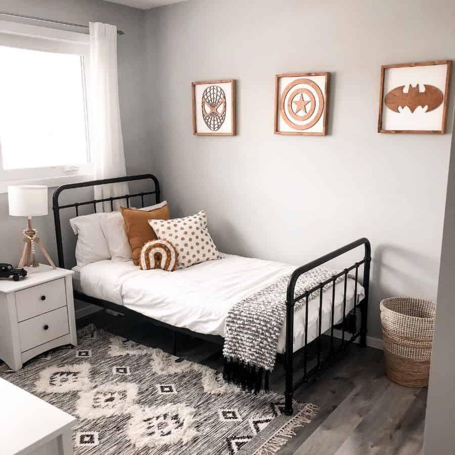 scandinavian black and white bedroom ideas martinaarose