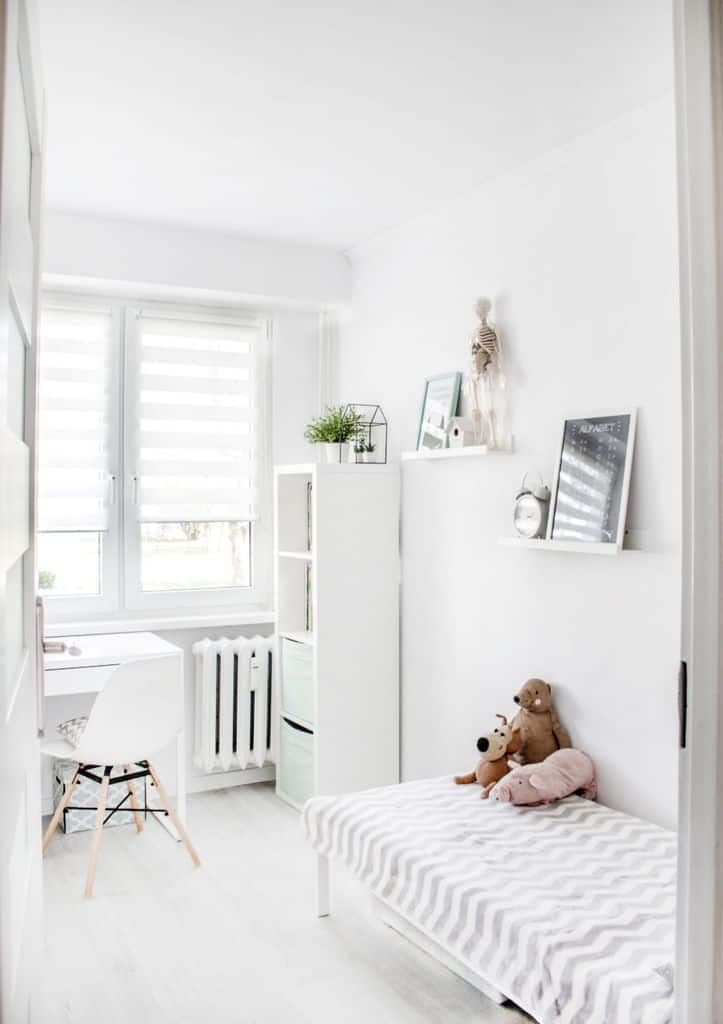Scandinavian Girls Bedroom Ideas 5