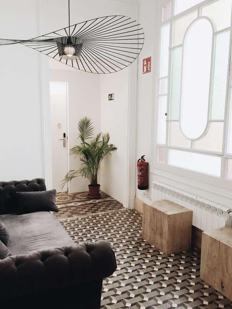Scandinavian Minimalist Living Room 3