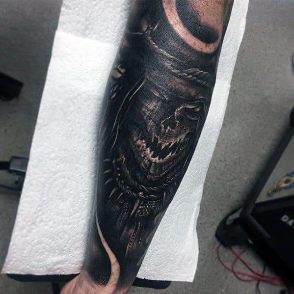 Scarecrow Guys Tattoos