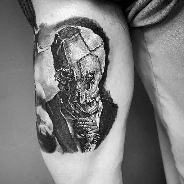 Scarecrow Tattoo Ideas On Guys