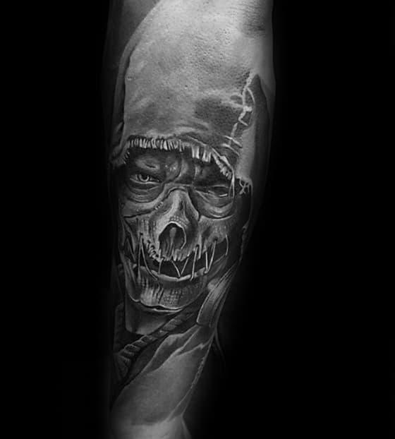 Scarecrow Tattoos Guys