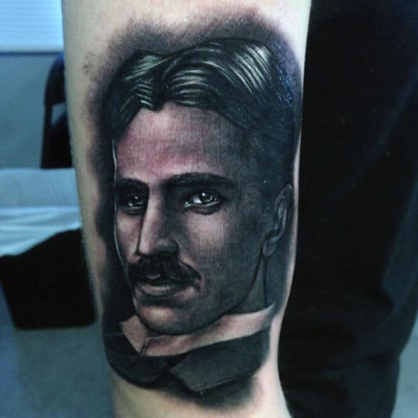 Science Related Tattoos For Men