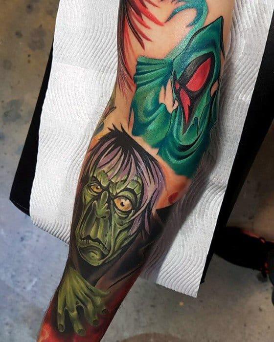 Scooby Doo Tattoos Men