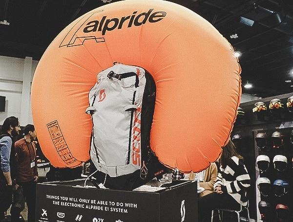 Scott Alpride Avalance Airbag