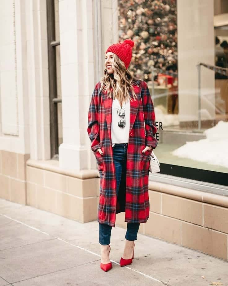 Scottish Coat Look