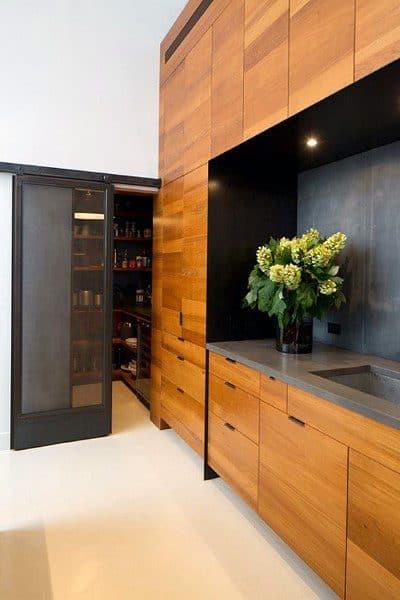 Screen Door Kitchen Pantry Ideas