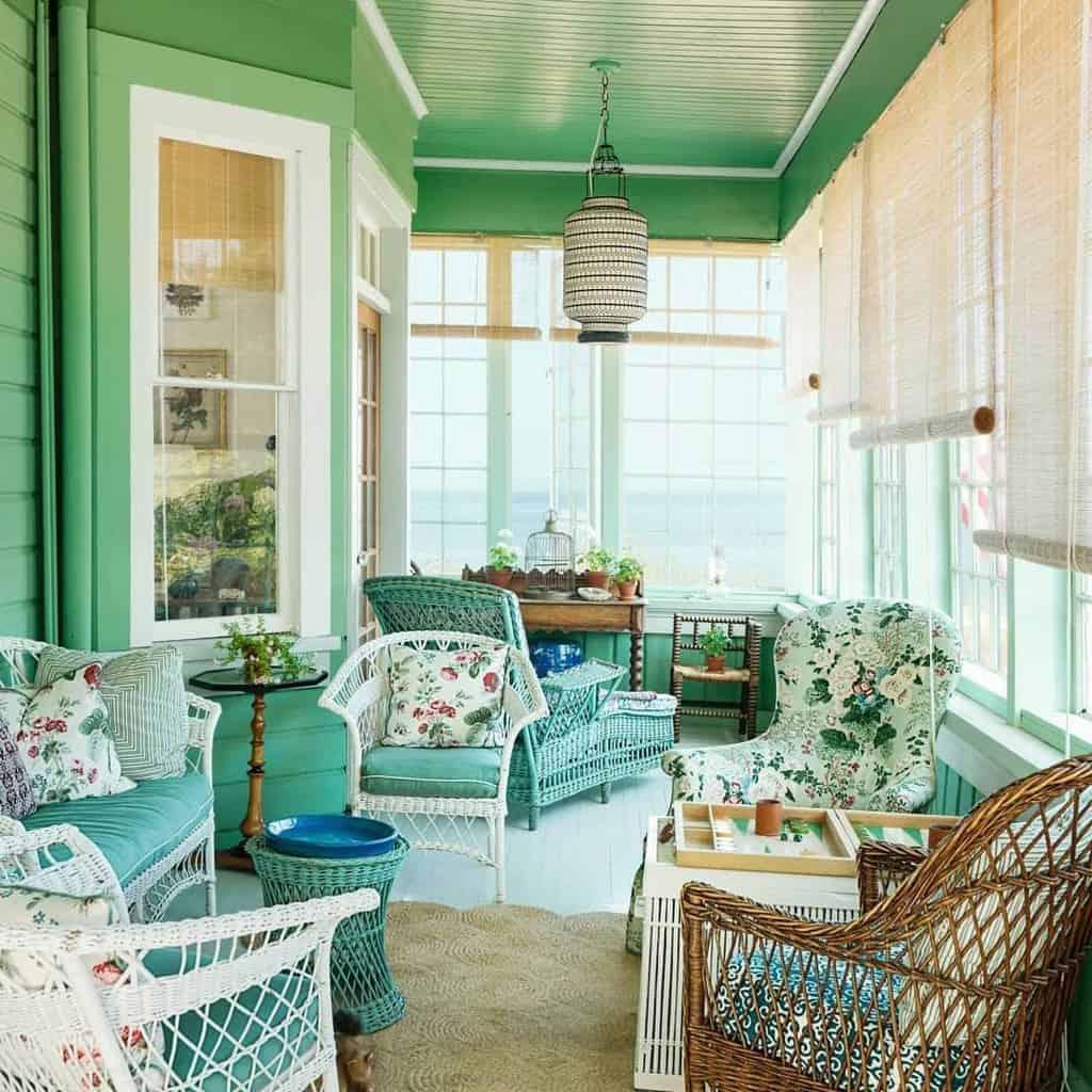 screened covered patio ideas larissa_arch