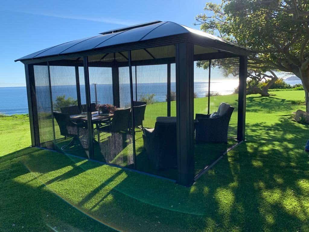 screened covered patio ideas paragonoutdoorcompany