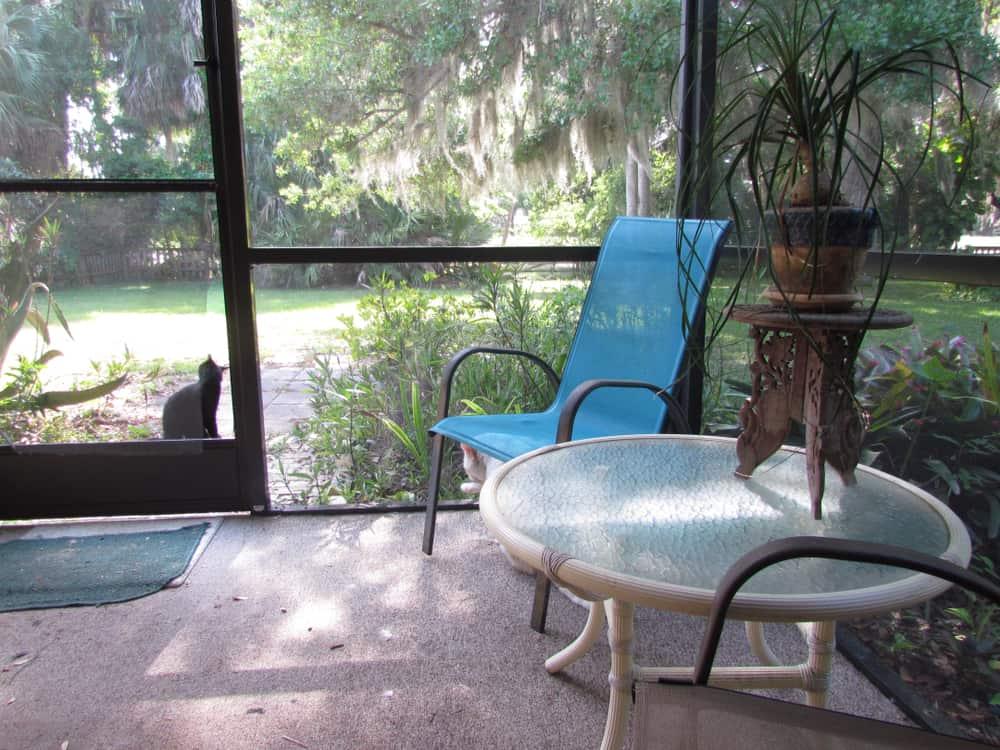 screened enclosed patio ideas 1