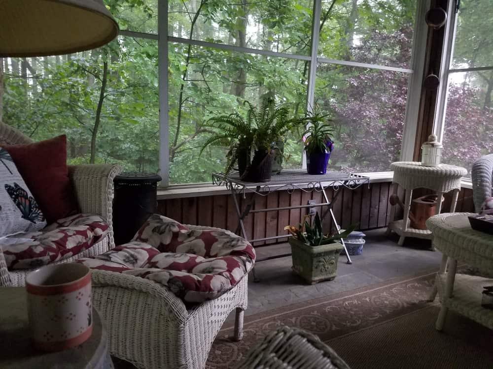 screened enclosed patio ideas 2