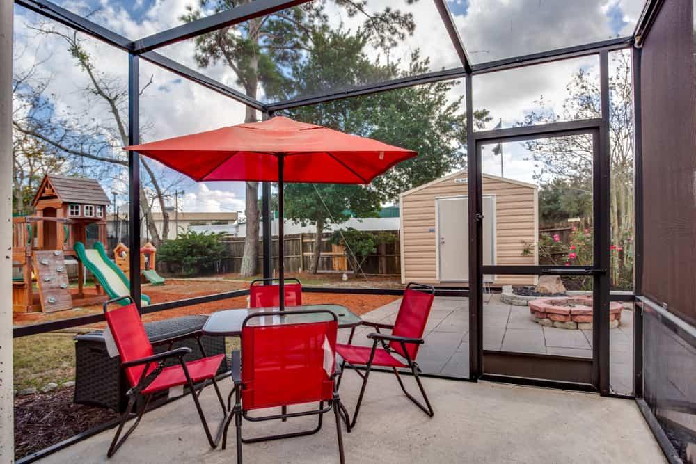 screened enclosed patio ideas 3