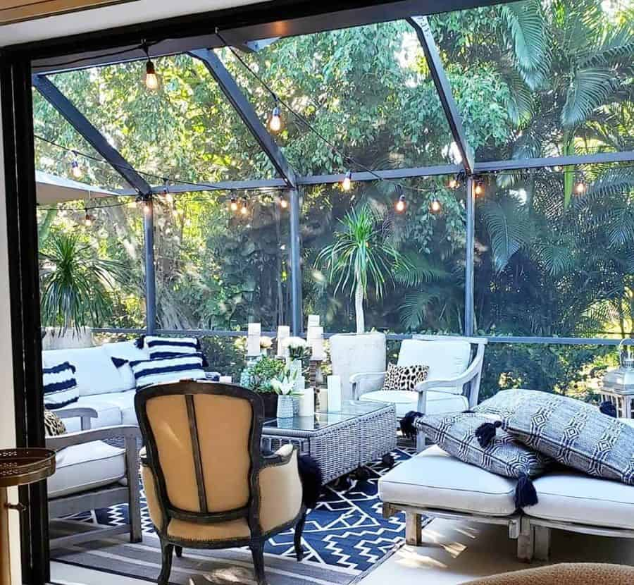 Screened Porch Lanai Room Ideas Lddesigning