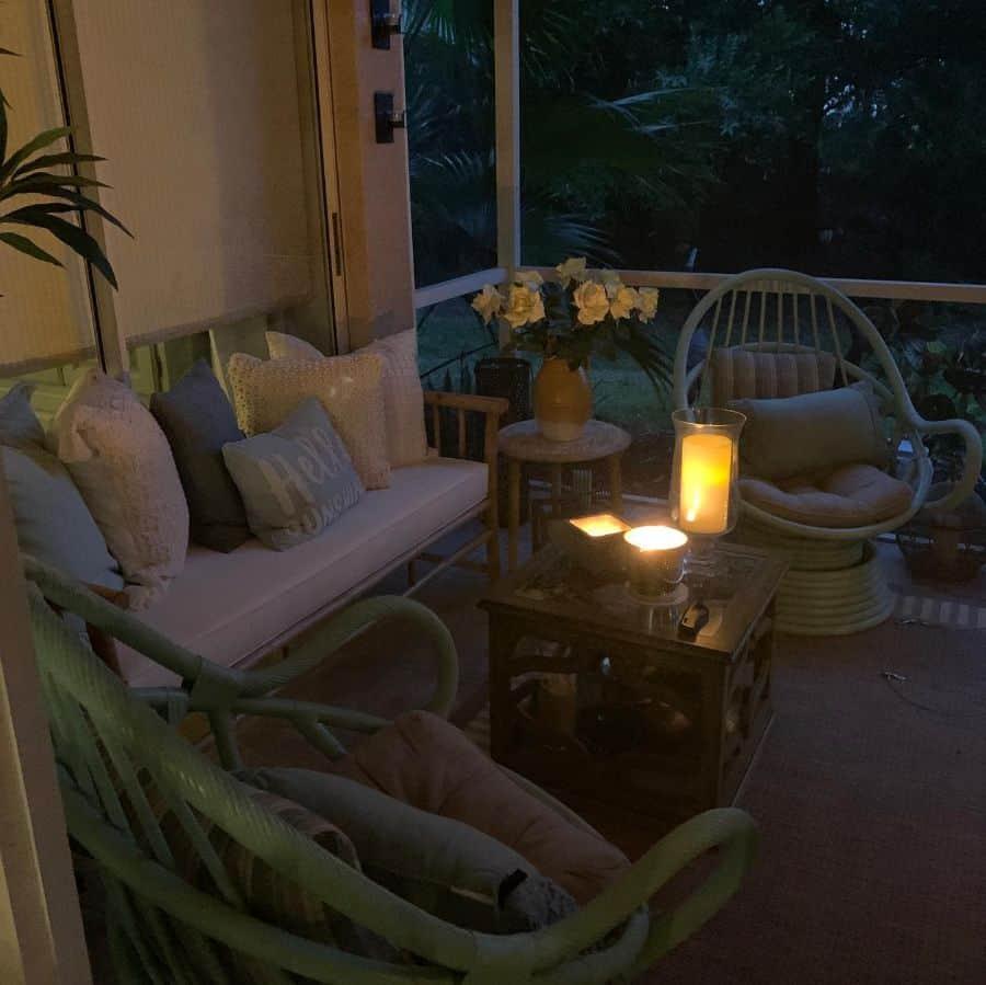 Screened Porch Lanai Room Ideas Mariadegryse