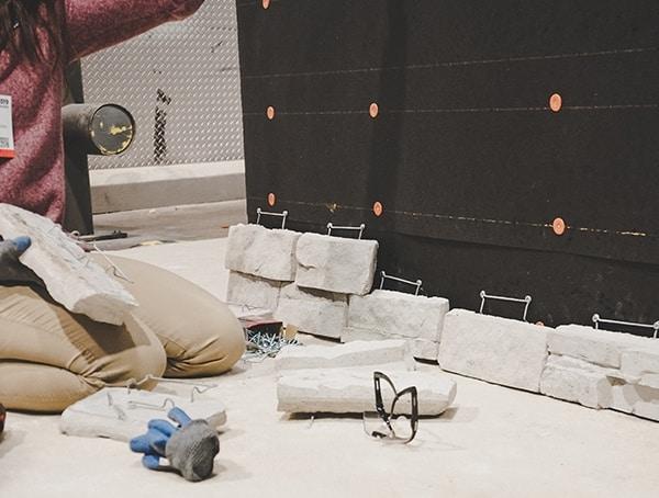 Screw On Stone Cladding 2019 Nahb International Builders Show