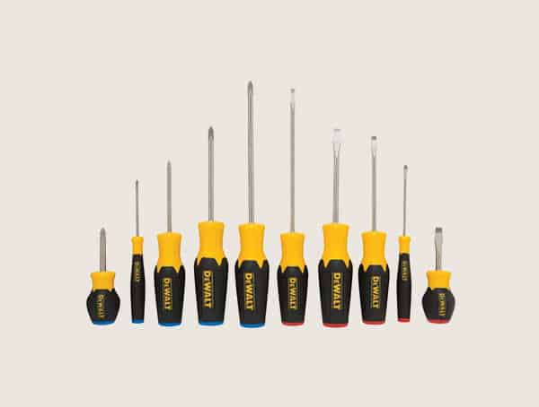 Screwdrivers Essential Tools For Men
