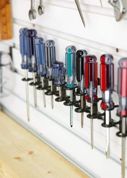 Screwdrivers Tool Storage Ideas
