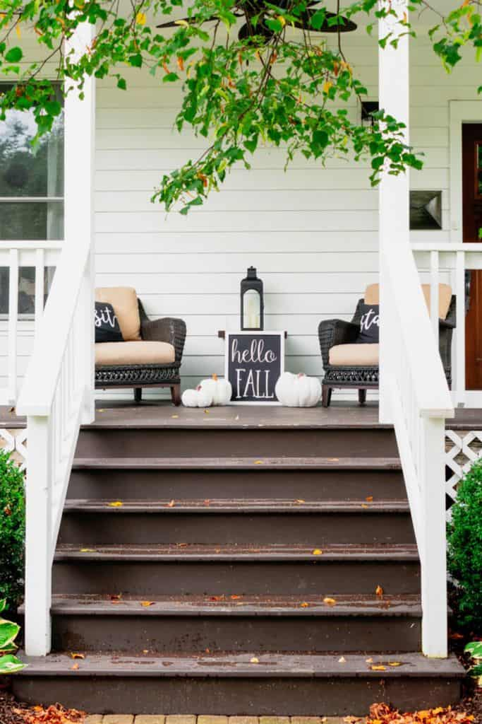Seating Area Porch Ideas 1