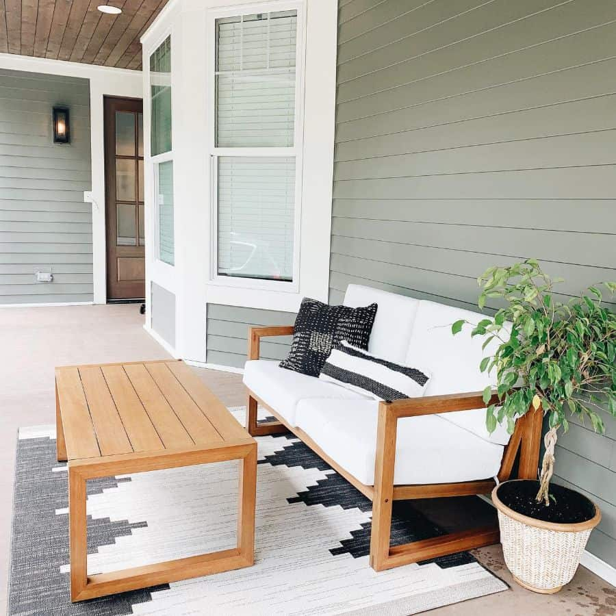 Seating Area Porch Ideas Our.orchard.ave