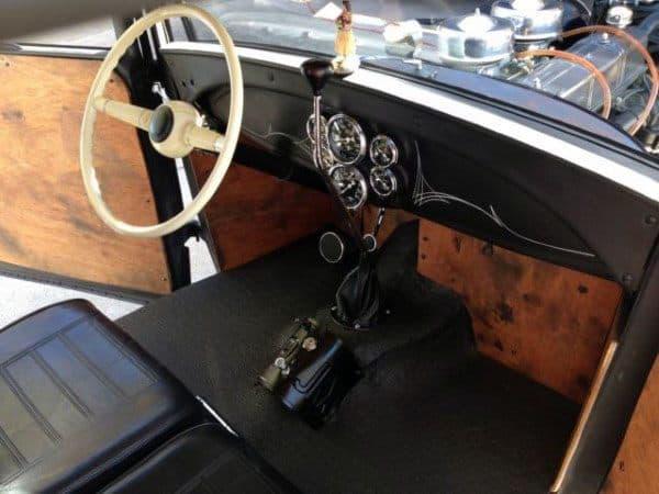 Seating Rat Rod Interior Ideas