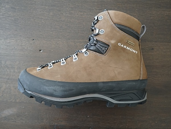 Second Side View Garmont Dakota Lite Gtx Backcountry Boot For Men