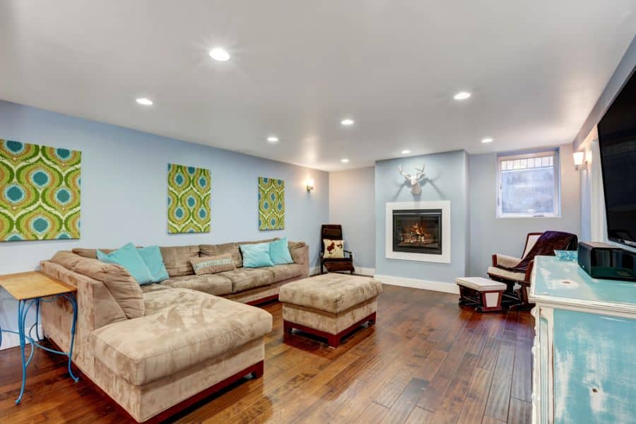 Sectional Family Room Ideas 3