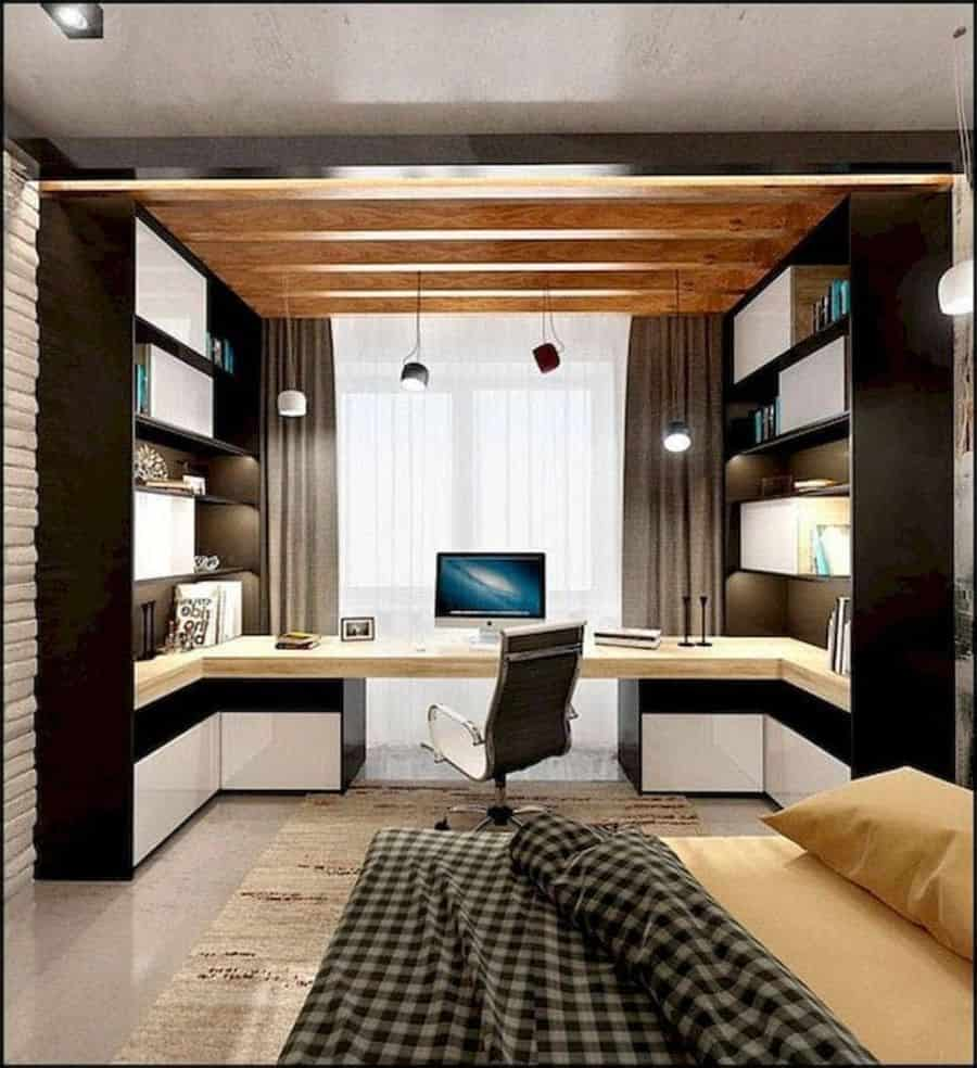 The Top 62 Bedroom Office Ideas Interior Home And Design