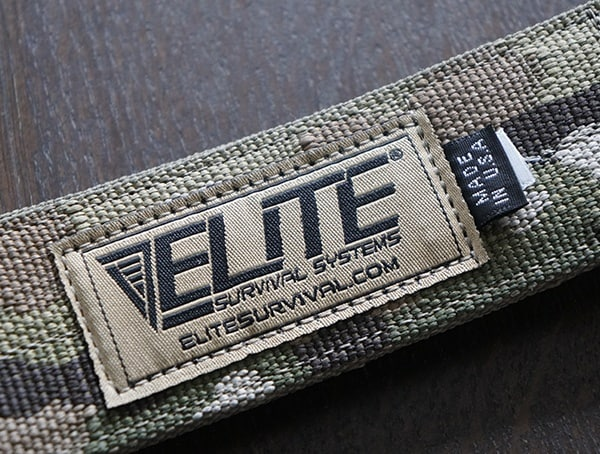 Sew In Patch Elite Survival Systems Cobra Riggers Belt