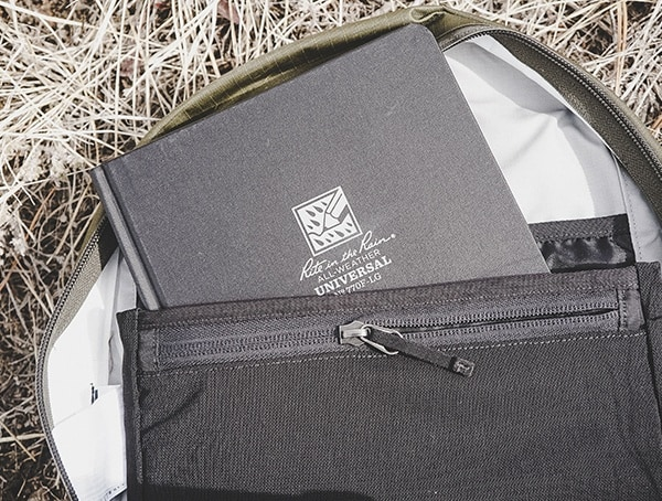 Sewn Bound Binding Rite In The Rain Large Bound Book Outdoor Field Test