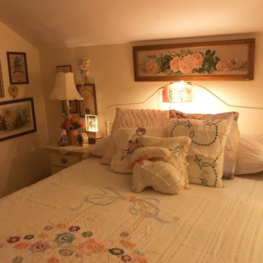shabby chic vintage bedroom ideas rosieloveswilki