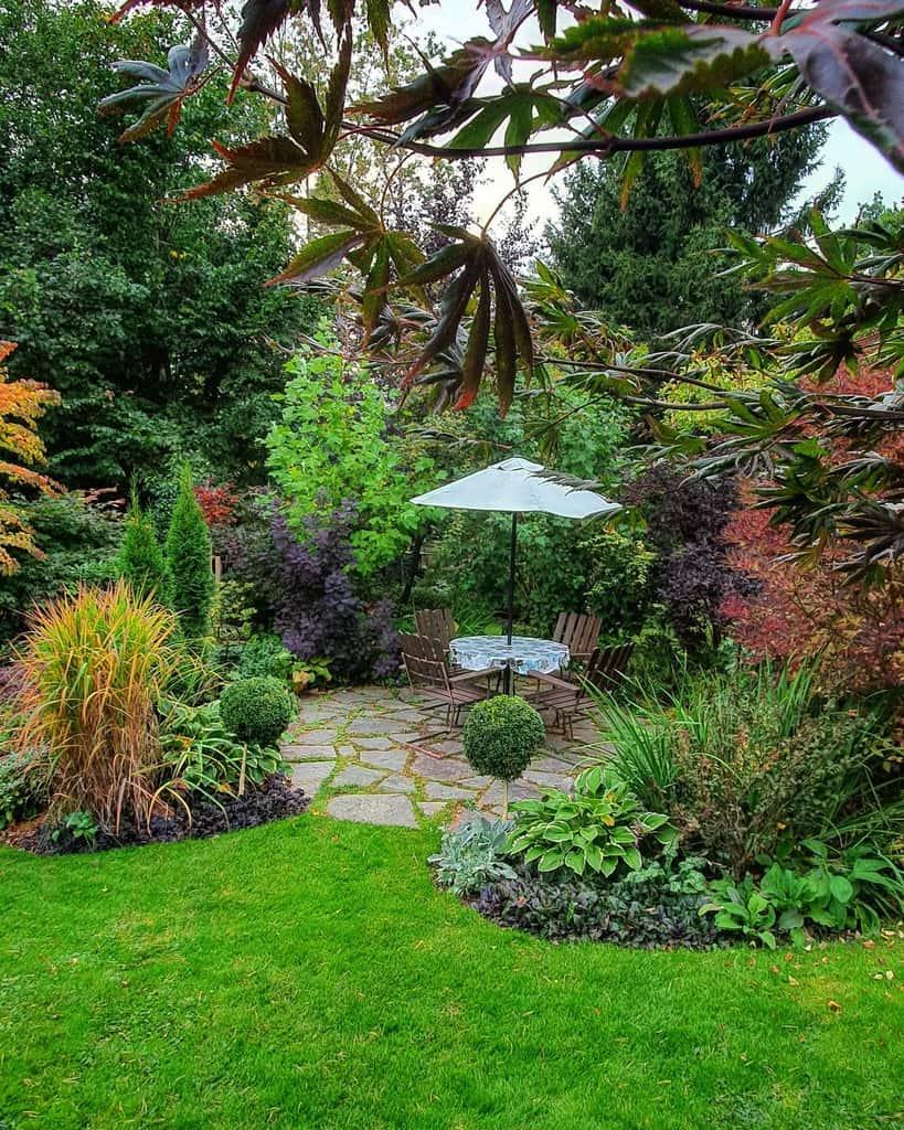 shaded patio shade garden ideas 2 helena.karlanda