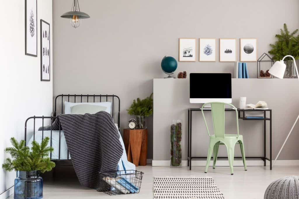 Shades Of Grey Bedroom Paint Colors 10