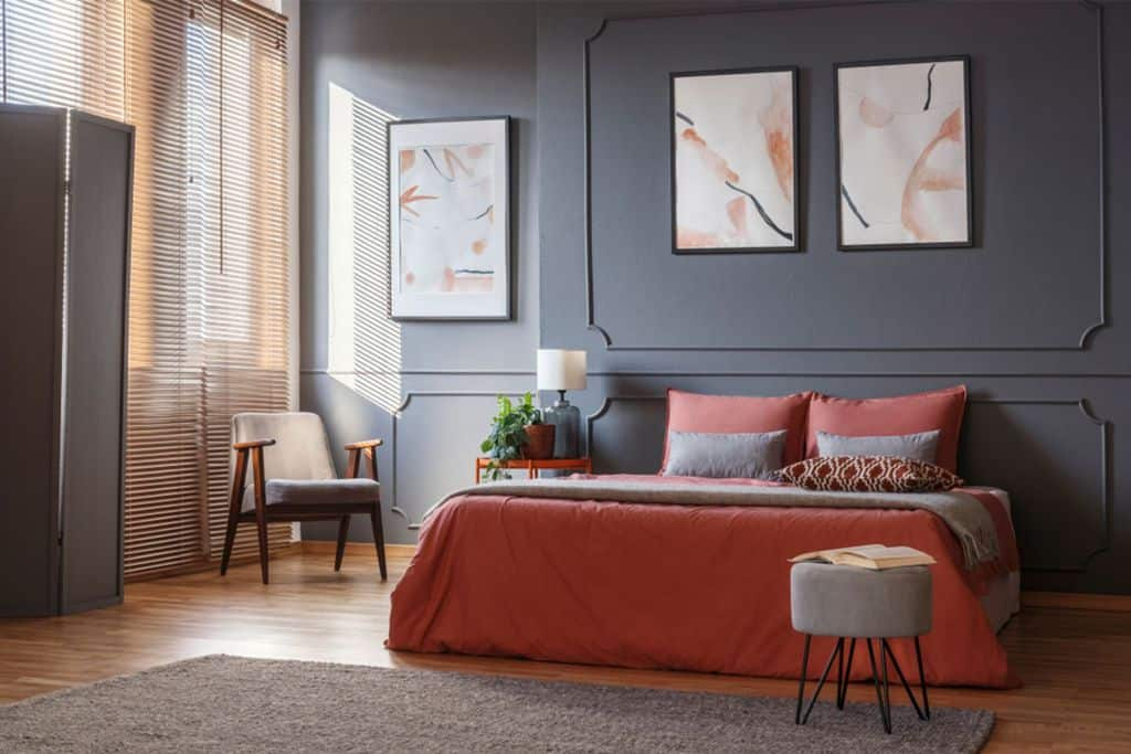 Shades Of Grey Bedroom Paint Colors 12