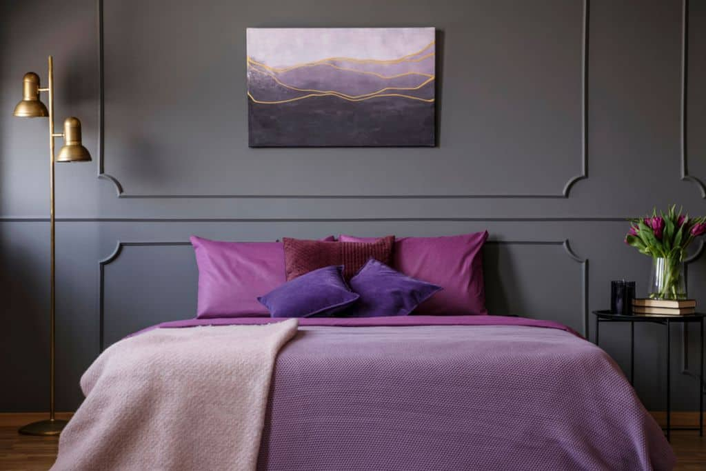 Shades Of Grey Bedroom Paint Colors 2