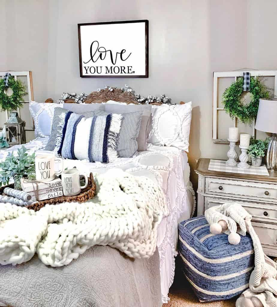 Shades Of Grey Bedroom Paint Colors Farmtotablecreations
