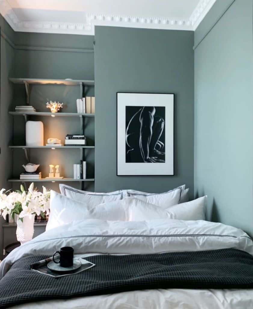Shades Of Grey Bedroom Paint Colors Mathiasberglundda
