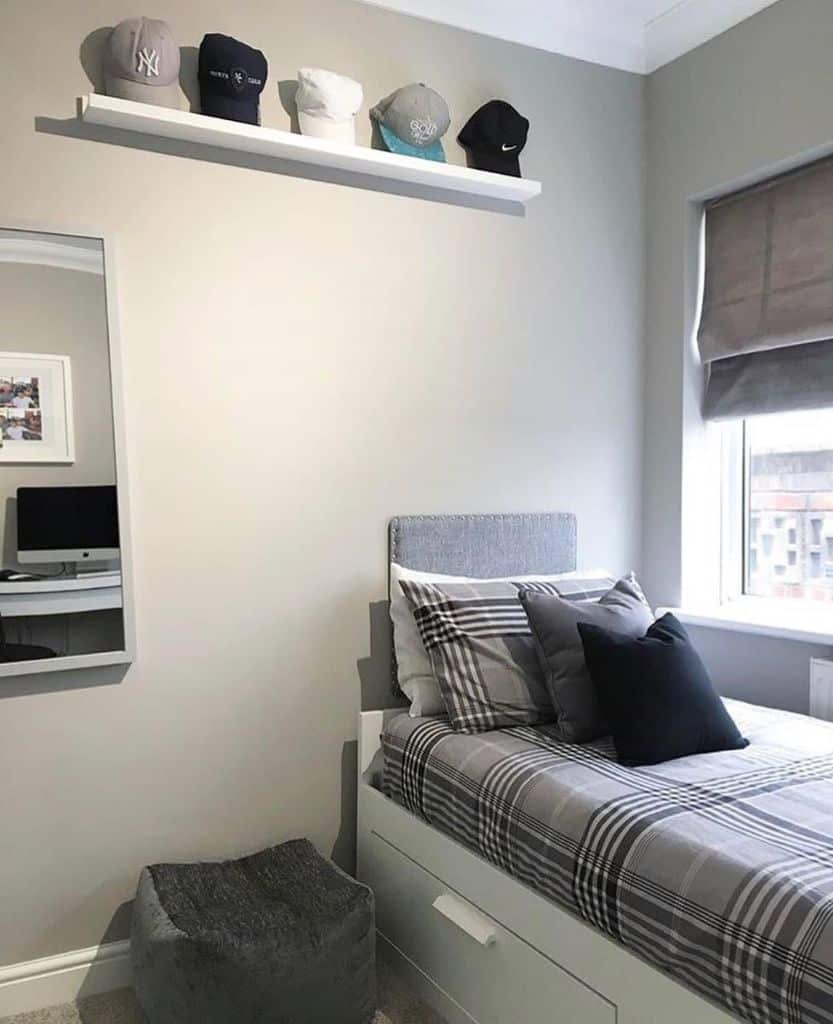 Shades Of Grey Bedroom Paint Colors Michellevalentinem