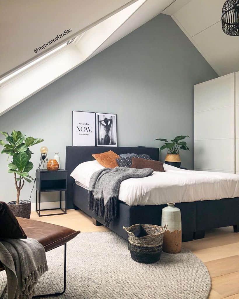Shades Of Grey Bedroom Paint Colors Myhomeofzodiac