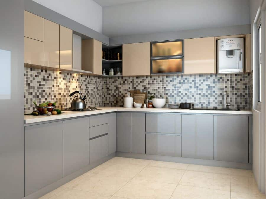 Shades Of Grey Kitchen Paint Colors 1