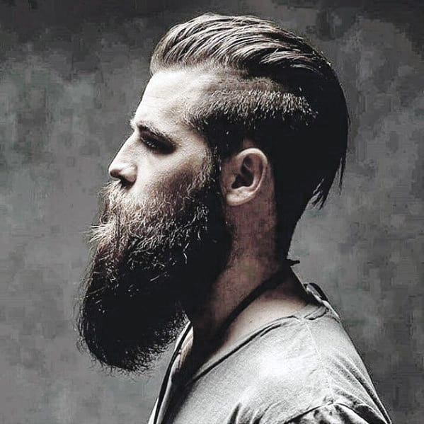 Sharp Big Beards For Guys