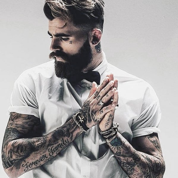 Sharp Cool Beard Style Ideas For Males