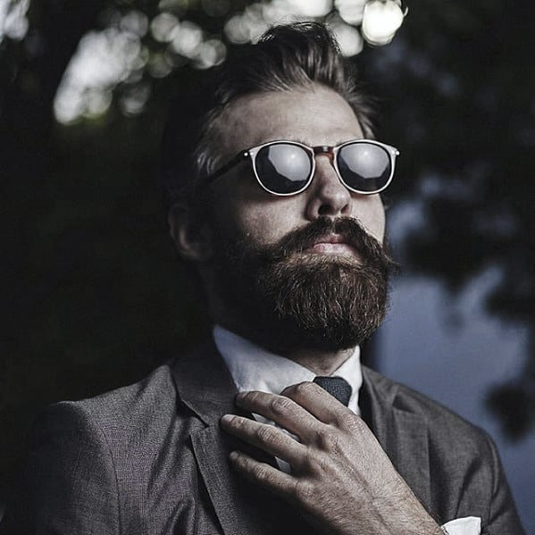 Sharp Cool Beards For Guys