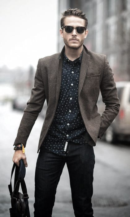 Sharp Fashion Ideas For Guys With Business Casual Outfits