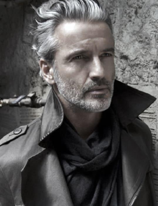 Sharp Grey Beard Style Ideas For Males