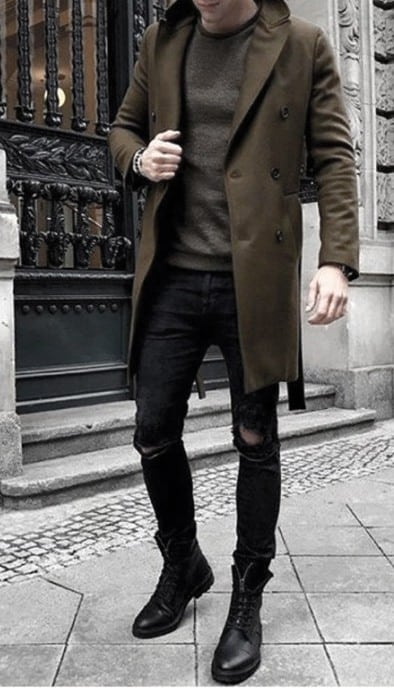 Sharp How To Wear Mens Boots Outfits Styles