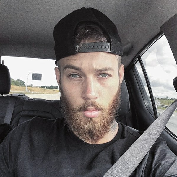 Sharp Medium Beards For Guys