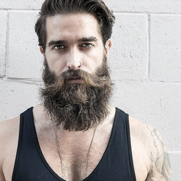 Sharp Mens Awesome Beard Styles