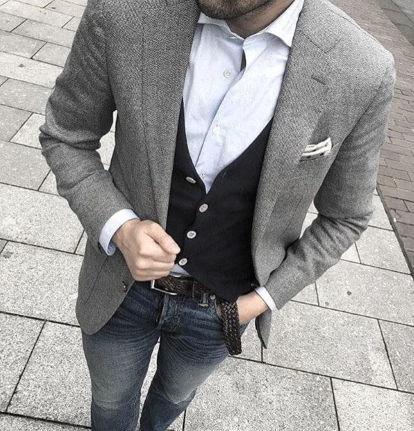 Sharp Mens Business Casual Outfits Styles
